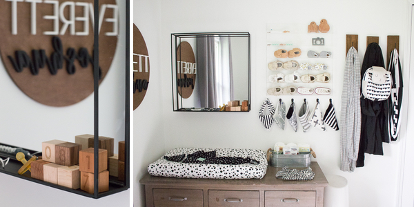 nursery mirror