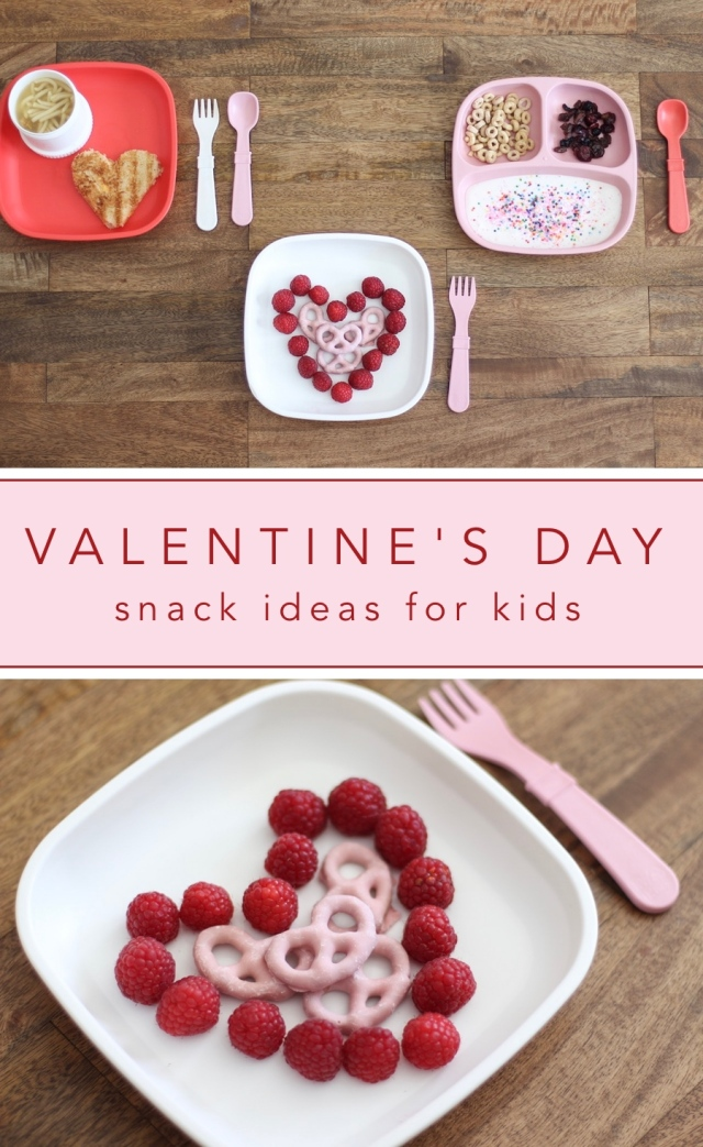 valentines snacks