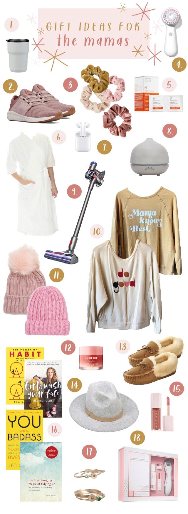 mama gift guide